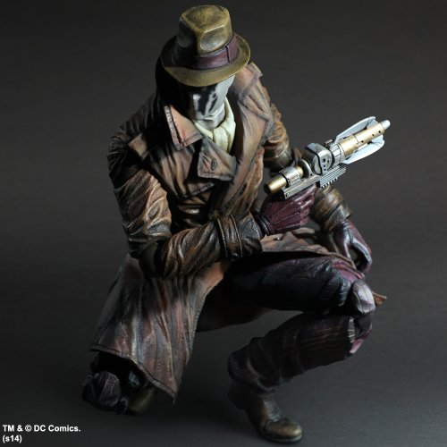 Image 6 for Watchmen - Rorschach - Play Arts Kai (Square Enix)