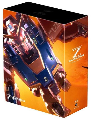 Image 1 for Mobile Suit Z Gundam / Zeta Gundam Memorial Box Part.1 [Limited Pressing]