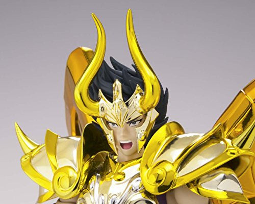 Image 2 for Saint Seiya: Soul of Gold - Capricorn Shura - Myth Cloth EX (Bandai)