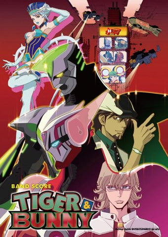Image for Tiger & Bunny Anime   Band Score