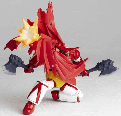 Image 3 for Change!! Getter Robo: Sekai Saigo no Hi - Getter 1 - Revoltech - Renewal Ver. - 105new (Kaiyodo)