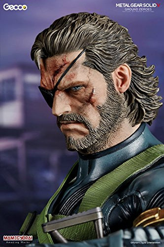Image 6 for Metal Gear Solid V: Ground Zeroes - Naked Snake - 1/6 (Gecco, Mamegyorai)