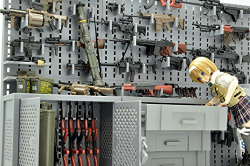 Image 2 for Little Armory LD006 - Gun Rack B - 1/12 (Tomytec)