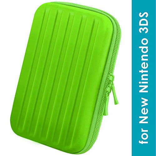 Image 2 for Trunk Case for New 3DS (Green)