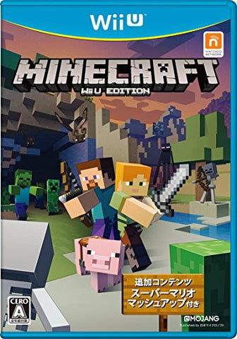 Image for Minecraft: Wii U Edition