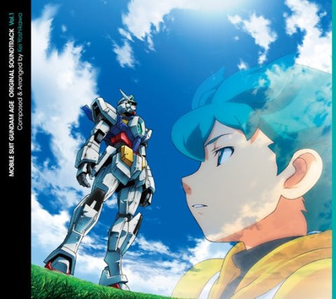 Image for Mobile Suit Gundam AGE Original Soundtrack Vol.1