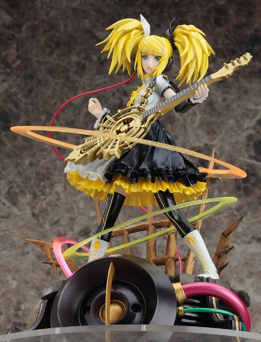 Image 3 for Vocaloid - Kagamine Rin - 1/8 - Nuclear Fusion (Hard R.K. ver.) (Max Factory)