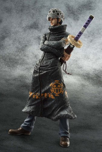 "Image 5 for One Piece - Trafalgar Law - Excellent Model - Portrait Of Pirates ""Sailing Again"" - 1/8 - Timeskip (MegaHouse)"