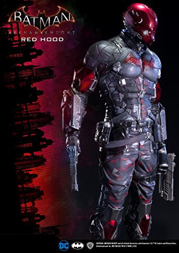 Image 9 for Batman: Arkham Knight - Red Hood - Museum Masterline Series MMDC-09 (Prime 1 Studio)
