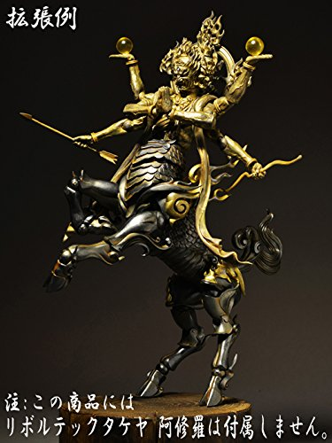 Image 7 for Kirin - Revoltech - Revoltech Takeya - KT Project - Iron Rust Tone Edition (Kaiyodo)