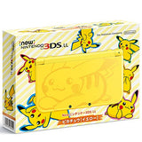 Thumbnail 1 for New Nintendo 3DS LL Pikachu Yellow - Pokemon Moon Set (incl. Pouch)