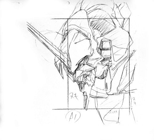 Image 5 for Groundwork Of Evangelion #2 Illustration Art Book