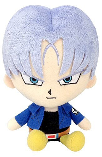 Image 1 for Dragon Ball Z - Trunks - Dragon Ball Z Mini Plush Cushion - Mini Cushion (Bandai)