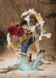 Thumbnail 2 for One Piece - Monkey D. Luffy - Figuarts ZERO - Battle ver. (Bandai)