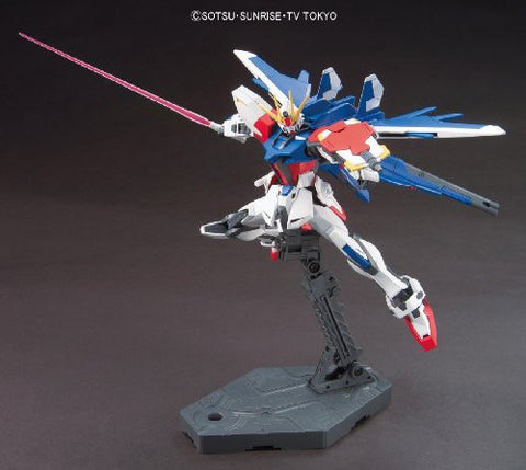 Image for Gundam Build Fighters - GAT-X105B Build Strike Gundam - GAT-X105B/FP Build Strike Gundam Full Package - HGBF #001 - 1/144 (Bandai)