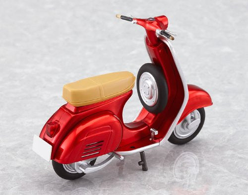 Image 2 for ex:ride: ride.001 - Vintage Bike (Metallic Red)