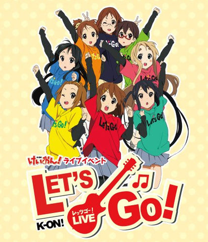 Image for Keion! Live Event - Let's Go! [Limited Edition]