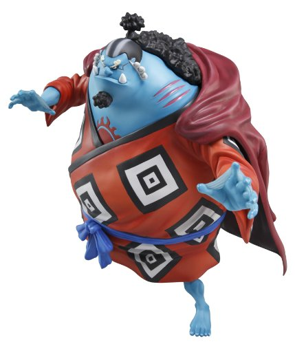 Image 3 for One Piece - Jinbei - Portrait Of Pirates DX - Excellent Model - 1/8 (MegaHouse)