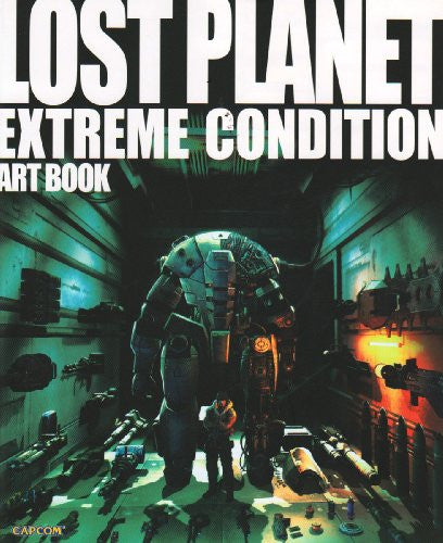 Image 1 for Lost Planet: Extreme Condition Artbook