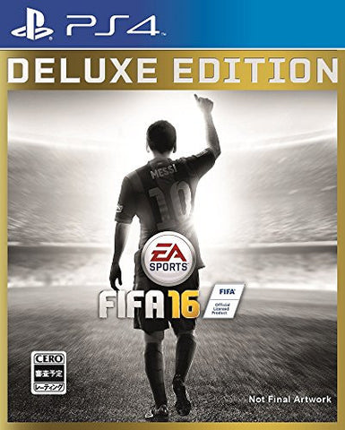 Image for FIFA 16 [Deluxe Edition]