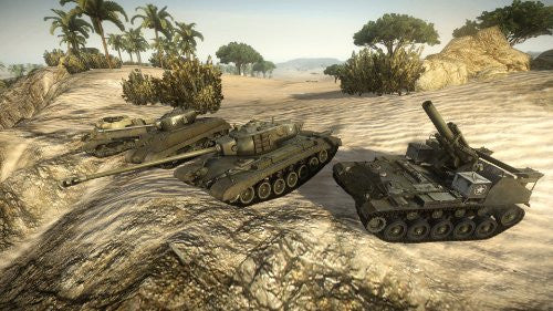 Image 8 for World of Tanks: Xbox 360 Edition