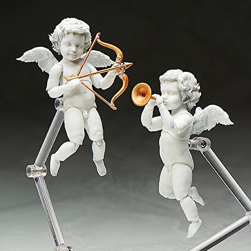 Image 8 for Figma #SP-076 - The Table Museum - Angel Statues (FREEing)