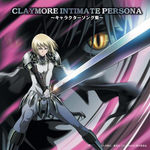 Image 1 for Claymore Intimate Persona ~Character Song Collection~