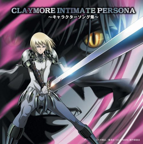Image for Claymore Intimate Persona ~Character Song Collection~