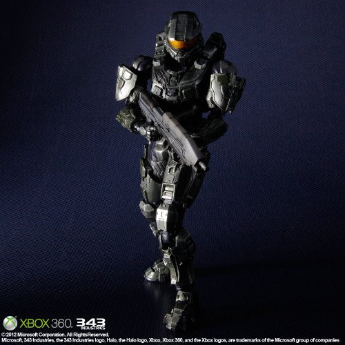 Image 3 for Halo 4 - Master Chief - Play Arts Kai (Square Enix)