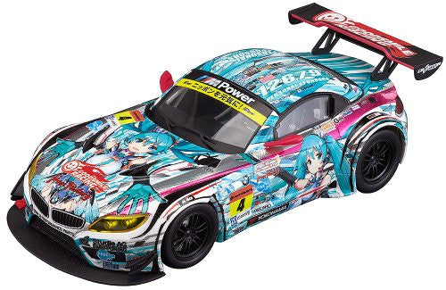 Image 1 for GOOD SMILE Racing - Vocaloid - Hatsune Miku - Itasha - 2013 Hatsune Miku GOOD SMILE Racing BMW Z4 GT3 - 1/32 - BMW Z4 GT3 - 2013 Final Race Version (Good Smile Company)