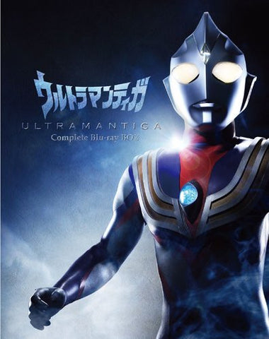 Image for Ultraman Tiga Complete Blu-ray Box