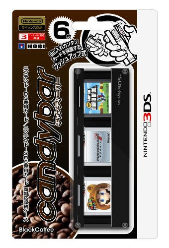 Image 1 for Candybar for Nintendo 3DS [Black Coffee Version]