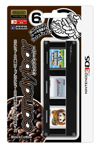 Image for Candybar for Nintendo 3DS [Black Coffee Version]