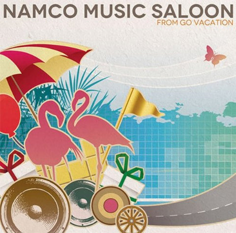 Image for Namco Music Saloon ~ from GO VACATION