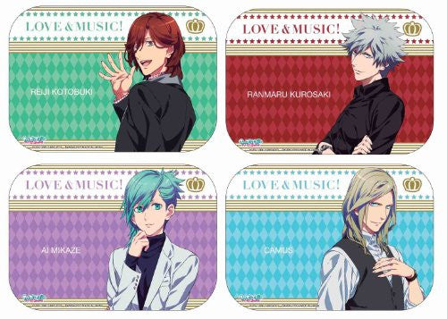Image 3 for Uta no☆Prince-sama♪ - Maji Love 2000% - Kurosaki Ranmaru - Mousepad - Uta no☆Prince-sama♪ - Maji Love 2000% Mouse Pad Collection (Bandai)