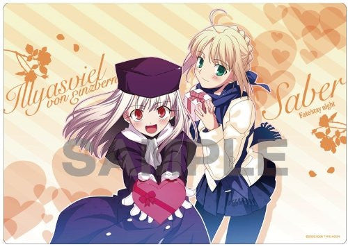 Image 2 for Fate/Stay Night - Illyasviel von Einzbern - Saber - Mousepad (Zext Works)