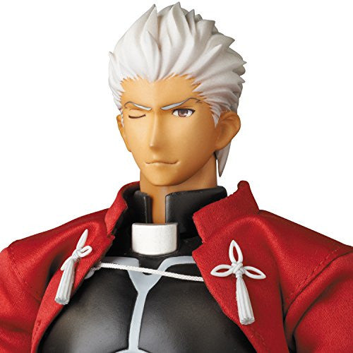 Image 9 for Fate/Stay Night Unlimited Blade Works - Archer - Real Action Heroes #705 - 1/6 (Medicom Toy)