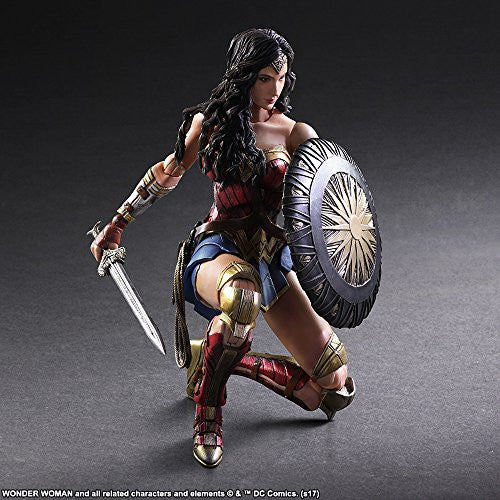 Image 5 for Wonder Woman - Play Arts Kai (Square Enix)