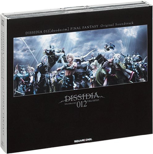 Image 2 for DISSIDIA 012[duodecim] FINAL FANTASY Original Soundtrack