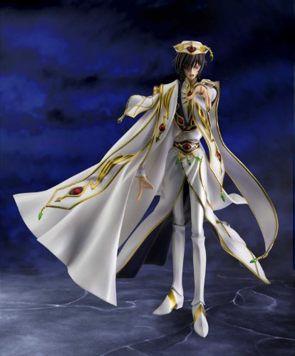 Image 10 for Code Geass - Hangyaku no Lelouch R2 - Lelouch Lamperouge - G.E.M. - 1/8 - Emperor (MegaHouse)