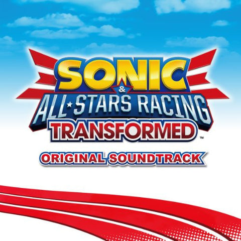 Image for SONIC & ALL-STARS RACING TRANSFORMED ORIGINAL SOUNDTRACK