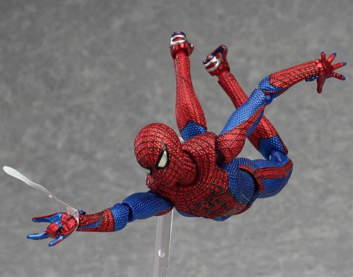 Image 7 for The Amazing Spider-Man - Spider-Man - Figma #199 (Max Factory)