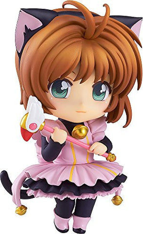 Image for Card Captor Sakura - Kinomoto Sakura - Nendoroid Co-de - Black Cat Maid (Good Smile Company)