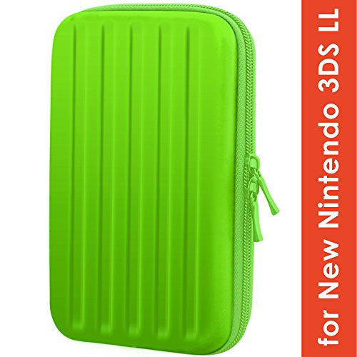Image 2 for Trunk Case for New 3DS LL (Green)