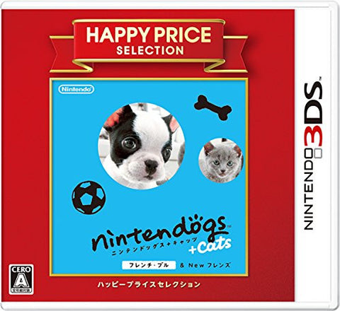Image for Nintendogs + Cats: French Bulldog & New Friends (Happy Price Selection)