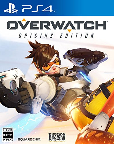 Image 1 for Overwatch Origins Edition