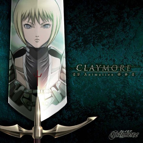 Image 1 for CLAYMORE TV Animation O. S. T.