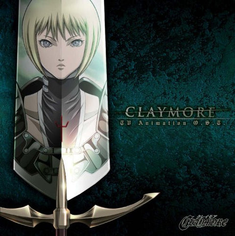 Image for CLAYMORE TV Animation O. S. T.