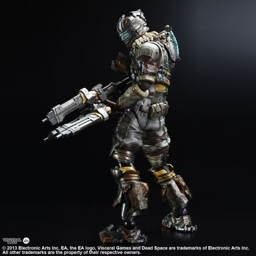 Image 6 for Dead Space 3 - Isaac Clarke - Play Arts Kai (Square Enix)