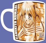 Thumbnail 3 for Little Busters! - Kamikita Komari - Natsume Rin - Mug (Broccoli Key Visual Art's)
